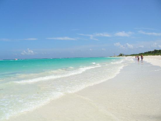 Secrets Maroma Beach Riviera Cancun: la plage