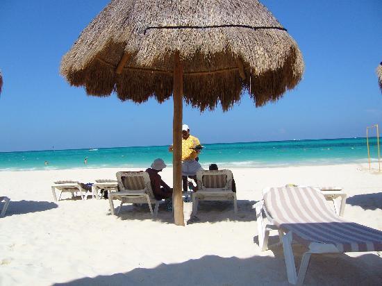 Secrets Maroma Beach Riviera Cancun: la plage encore