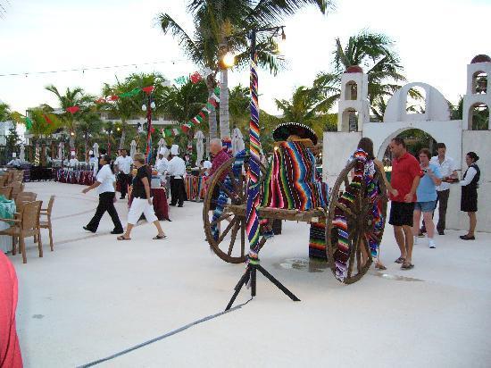 Secrets Maroma Beach Riviera Cancun: la fiesta mexicainne