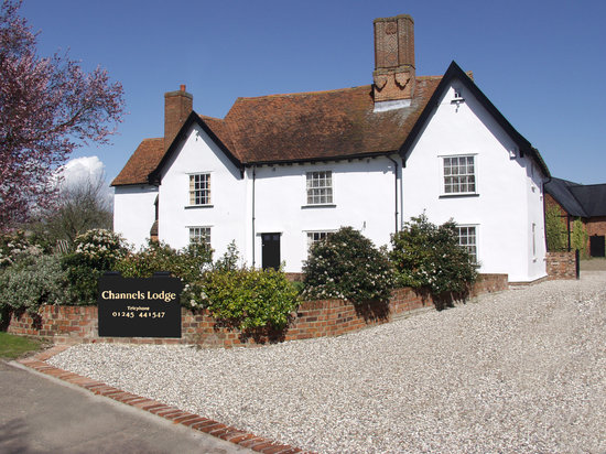 Chelmsford, UK: Channels Lodge