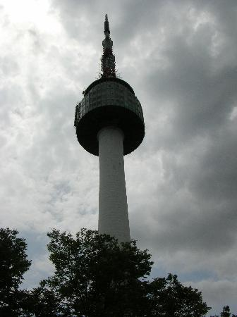 Seoul, South Korea: Fernsehturm