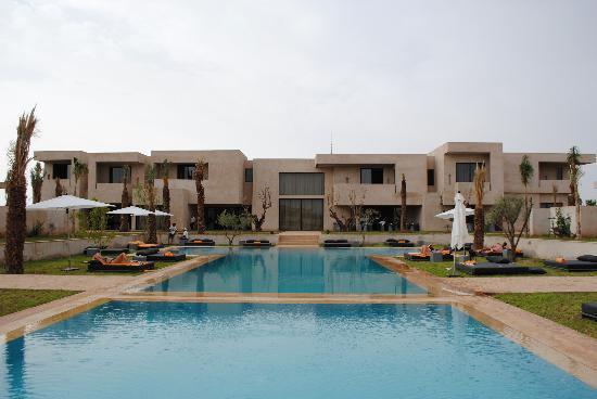 Sirayane Boutique Hotel & Spa: piscine et hotel