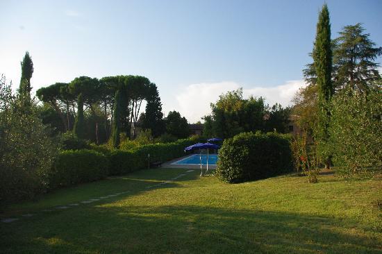 Borgo San Benedetto: Une des deux piscines