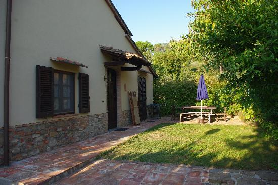 Borgo San Benedetto: la Villa où nous étions