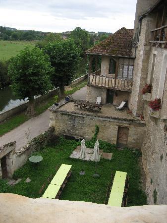Domaine de Venoise : Magnifique vue de la tour madame