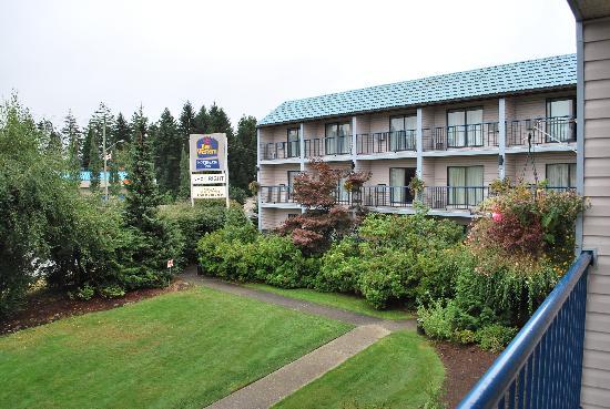 貝斯特韋斯特北門酒店照片