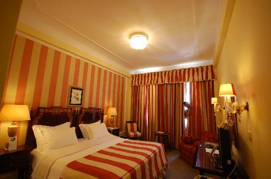 Hotel Avenida Palace: room