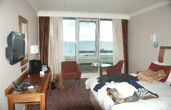 Salthill Hotel: Our room - 418