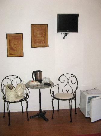La Casa di Amy: you can always have some tea or coffe after your explorering the city:)