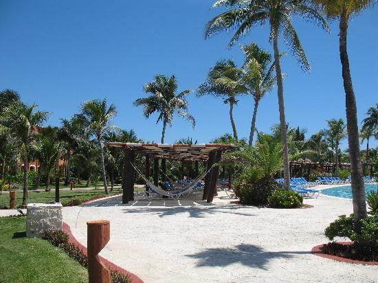 Barcelo Maya Caribe: Piscina