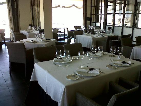 Restaurante Marina Davila: Vistas espectaculares