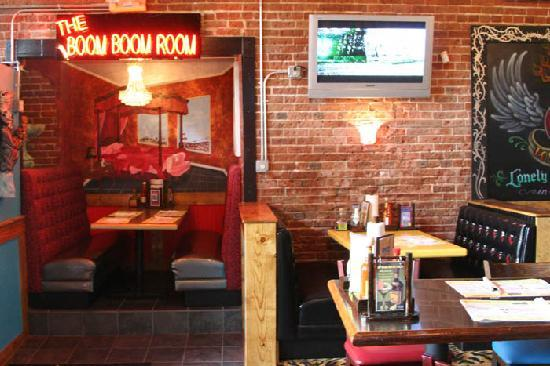 The Boom Boom Room - Picture of Fred\'s Mexican Cafe, San Diego ...
