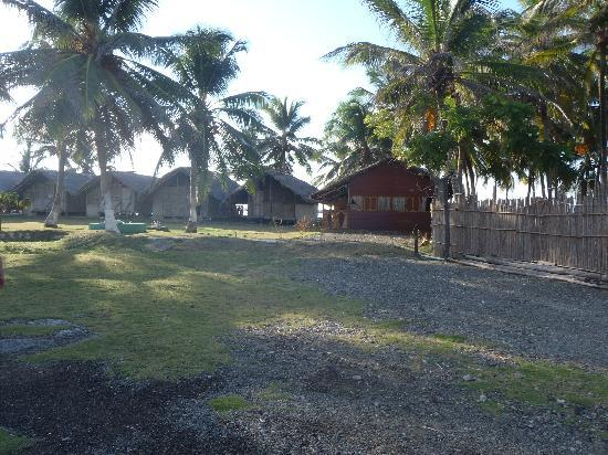 Dolphin Lodge Uaguinega: The Huts
