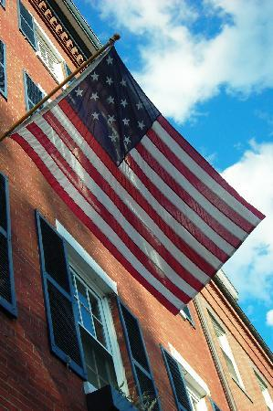 Freedom Trail: Charles Town near Bunker Hill