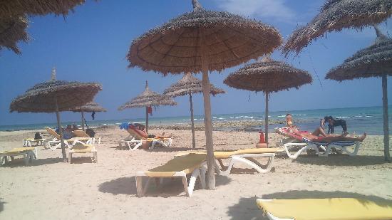 Club Diana Rimel Djerba: zum geniessen