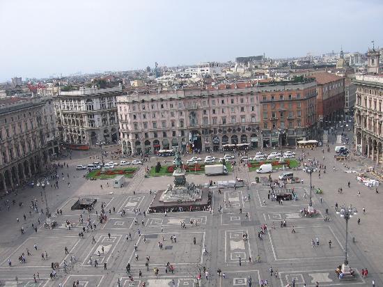 Ibis Milano Ca Granda: La grandeur du ville