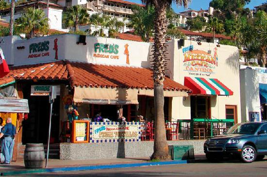 Fred S Mexican Cafe San Diego