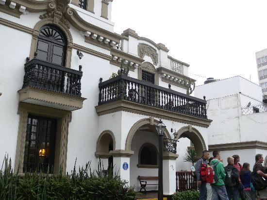 Hotel La Castellana: Hotel front
