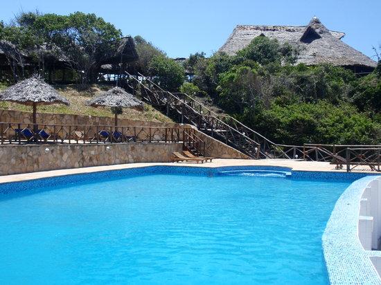 Ras Michamvi Beach Resort : Relaxen am Pool