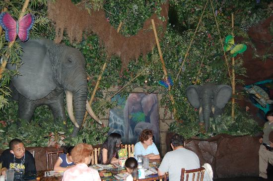 burger king kong picture of rainforest cafe san francisco rh tripadvisor co nz