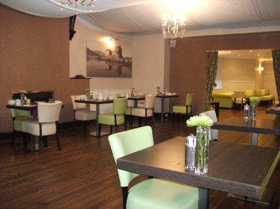 Kirklands Hotel: The Dining Room
