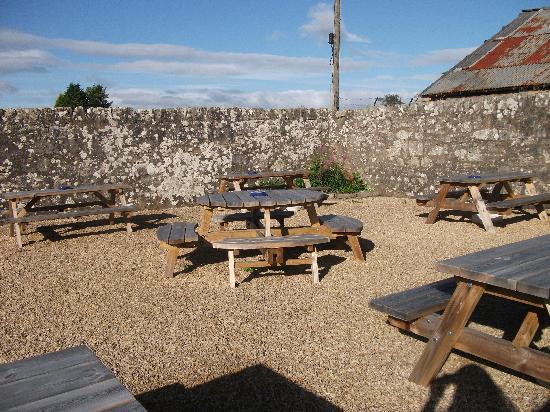 Kirklands Hotel: The Beer Garden
