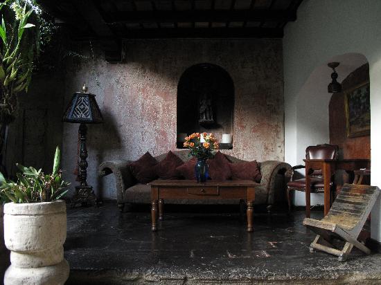 Meson Panza Verde : Hotel - Lobbybereich
