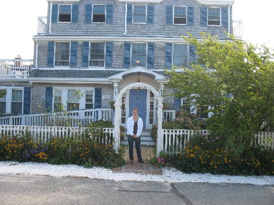 An English Garden Bed and Breakfast: The Inn