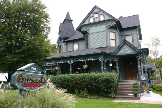 Stuart Avenue Inn: Great House