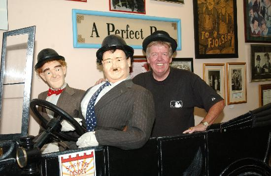 The Laurel and Hardy Museum of Harlem, Georgia: On my way