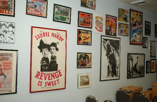 The Laurel and Hardy Museum of Harlem, Georgia: Fun to see