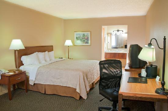 BEST WESTERN Cottonwood Inn: Standard King