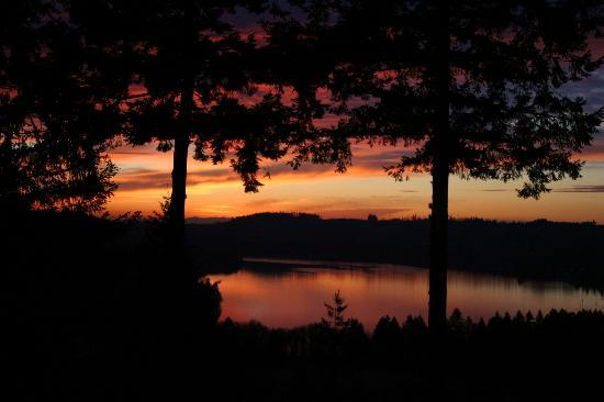 Adytum Sanctuary: Sunsets at Adytum....