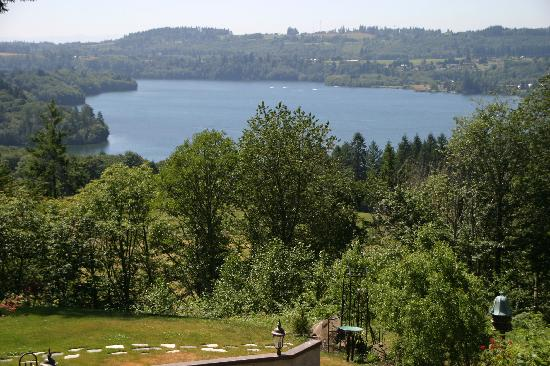 Adytum Sanctuary: Stunning Views of the Lake, Rivers, Mountains and Valley