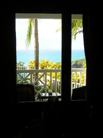 Hotel Amaudo: Blick aus dem Zimmer