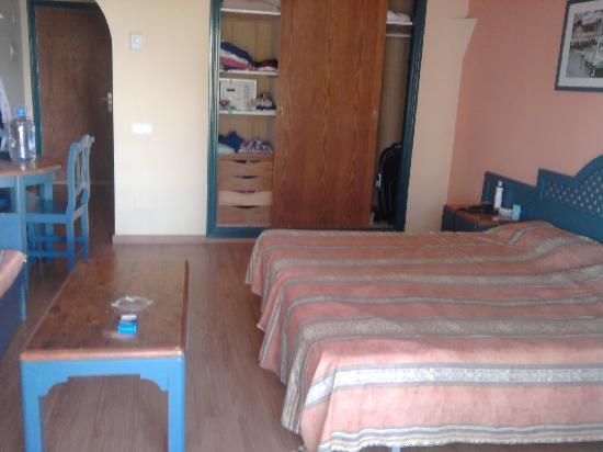 Club Calimera Es Talaial: ground floor apartment