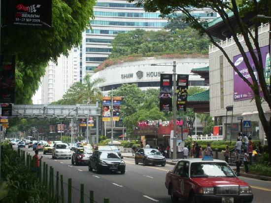 Best Hotel In Orchard Road Singapore