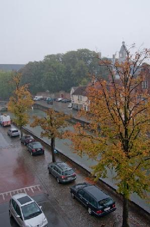 Hotel Ter Duinen: View from our room