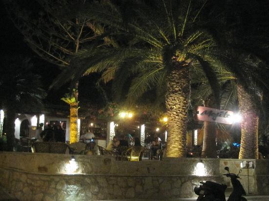 Pelouzo Hotel: Mohito Bar