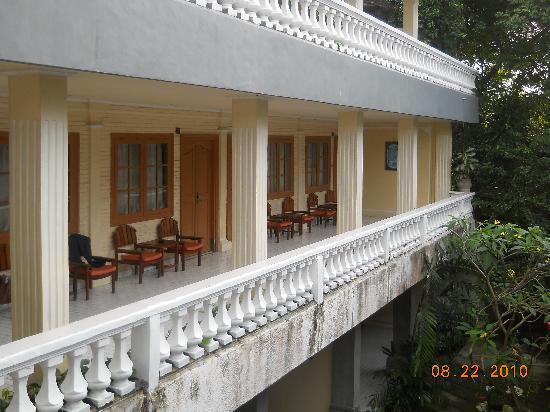 Semawang Beach Hotel 2F 客室