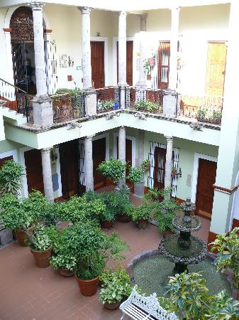 Hotel San Francisco Plaza: hall