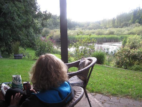Alder Road Retreat : Very relaxing
