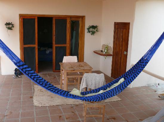 Hotel Posada Arigalan: terrace
