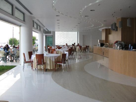 Aegean Blue Hotel: The Hotel Restaurant