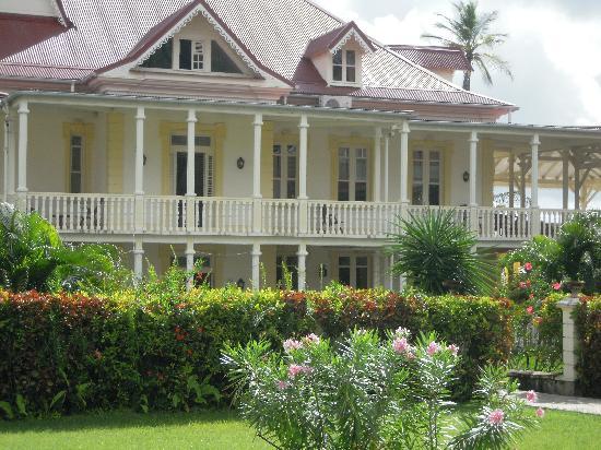 La Trinite, Martinique: Domaine