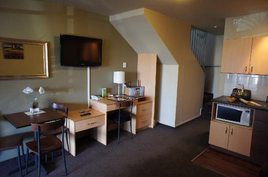 CentrePoint on Colombo Motel: One bedroom suite (downstair)