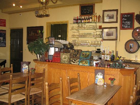 Herberg de Natte Pij : hotel bar