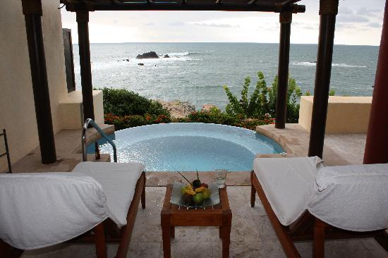 Four Seasons Resort Punta Mita: Suite terrace