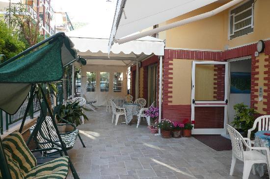 Hotel Villa Chiara: Hôtel Villa Chiara entrée
