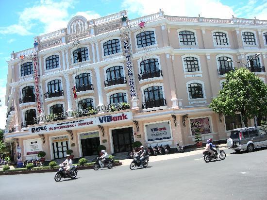 Hotel Saigon Morin: Außenansicht